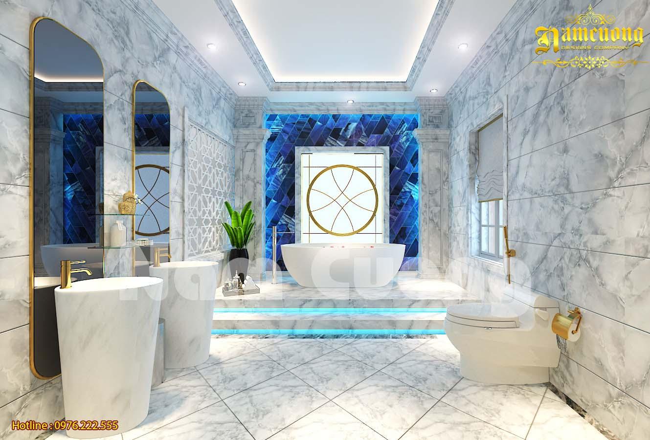 Tổng hợp những cách thiết kế phòng vệ sinh đẹp, tiện nghi và hợp lý